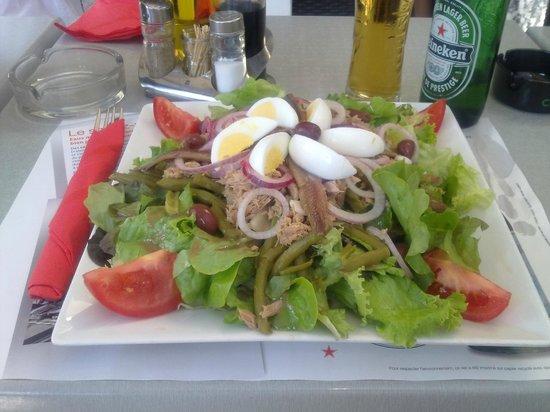 Café Maxime : La Nicoise