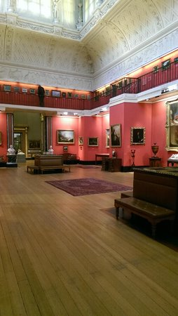 Fitzwilliam Museum : One of the many galleries