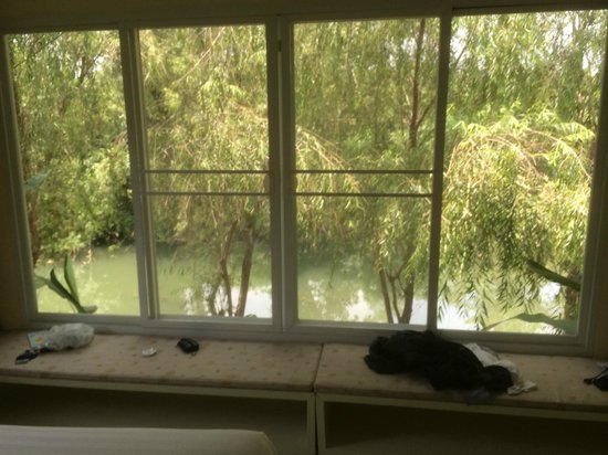 Watermill Resort: View from our window