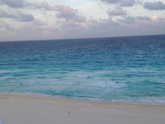 Hyatt Zilara Cancun: Sea :)