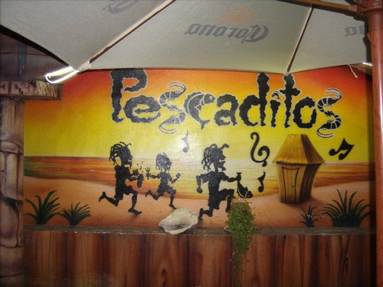 Pescaditos Cancun: Running back for more
