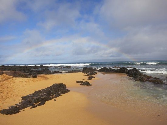 Napili Surf Beach Resort: No rain, No Rainbows :)