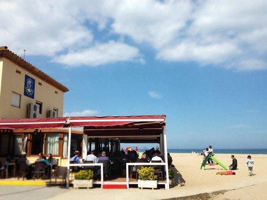 Pals, Spain: Restaurant