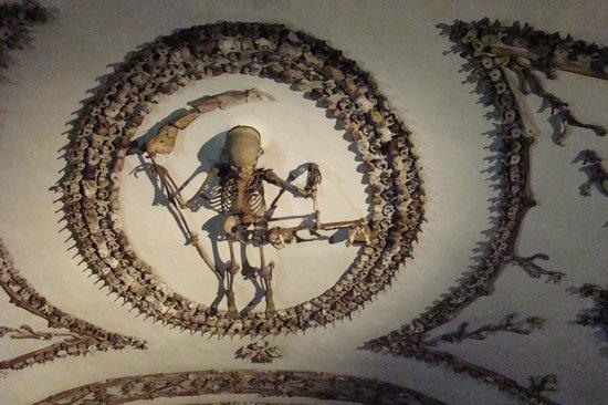 Santa Maria della Conceziones Cappuccini : Ceiling Art