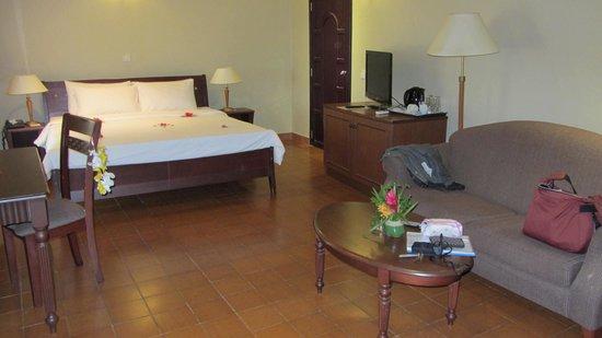 Berjaya Praslin Resort - Seychelles: chambre 402