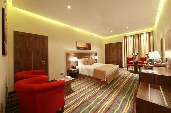 Al Khaleej Palace Hotel : Standard Room