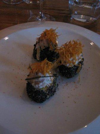 Mezcla : Des plats qui sont des bouchées... délicieuses mais petites