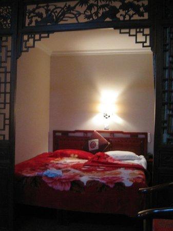 Hyde Hotel : ベッド