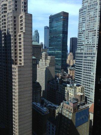 New York Hilton Midtown: 29th floor
