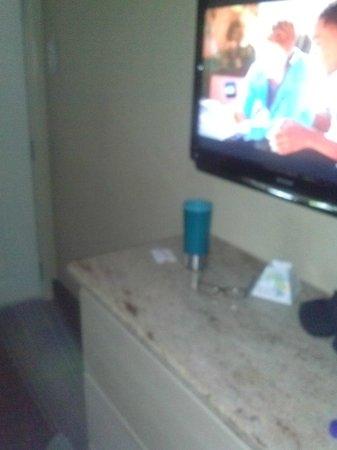 Budget Inn of St. Cloud : tv