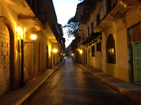 Patty's Casitas: Beautiful Casco Viejo