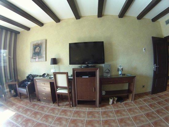 Salles Hotel La Caminera Golf & Spa Resort: Habitacion elite 101