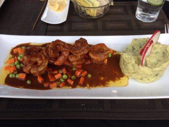 Chef Para LlevArt! : Shrimp mole