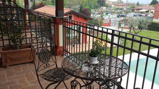 Hotel La Luna: Il terrazzo