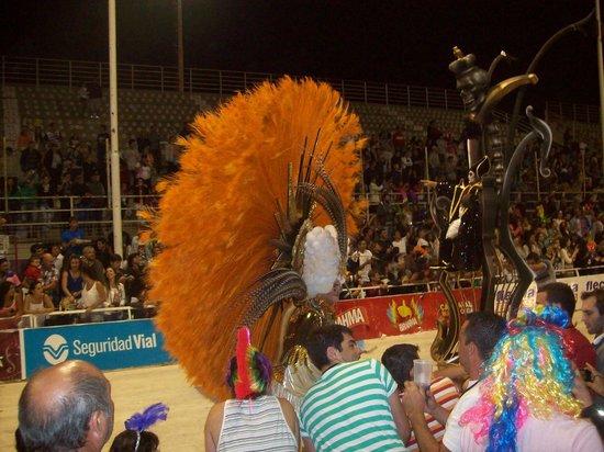 Termas del Gualeguaychú: carnaval del país