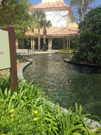 Doubletree by Hilton Orlando at SeaWorld: Grounds