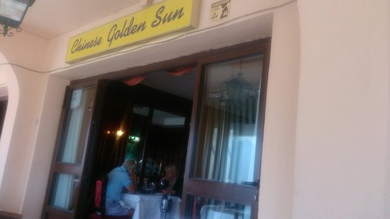 Golden Sun Chinese Restaurant