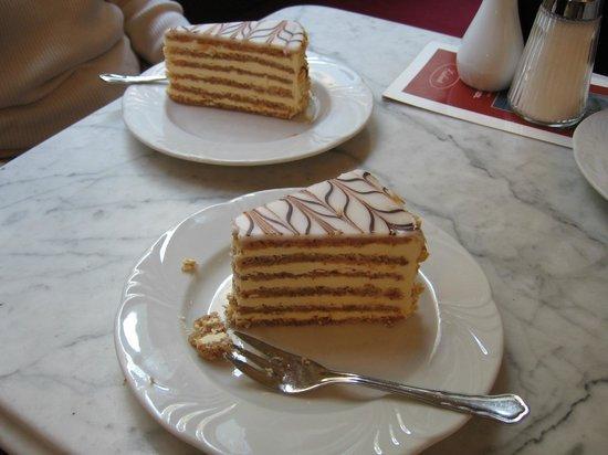 Cafe Griensteidl: Esterhazytorte