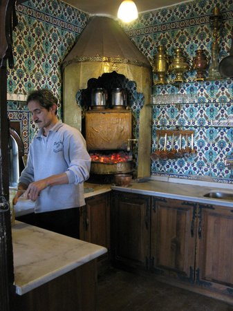 Pierre Loti Cafe : la cucina