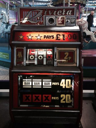Barry's Amusements: No less fixed now than 30 years ago!