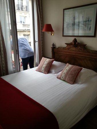 New Orient Hôtel : Our Room