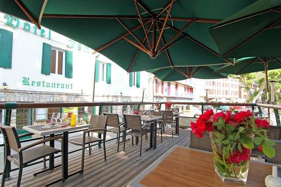 Restaurant Family : terrasse