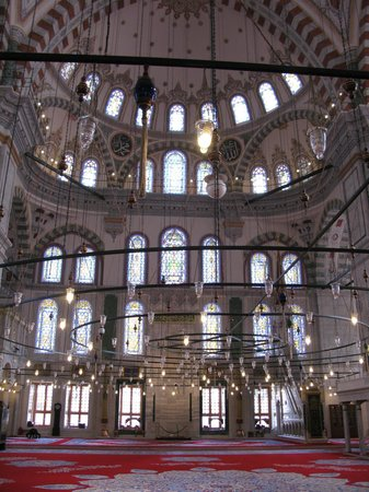 Fatih Mosque and Complex: interno