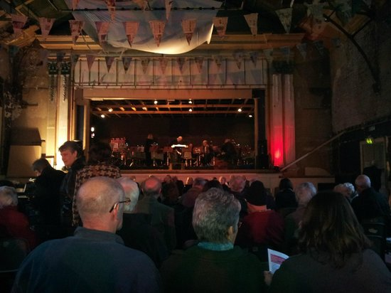 The Grand Pavilion, Matlock Bath: The WACO @ The Grand Pavilion Matlock Bath 12/4/14