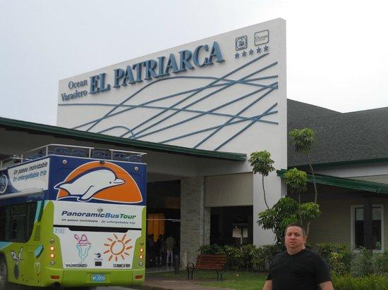 Ocean Varadero El Patriarca: Este es el hotel