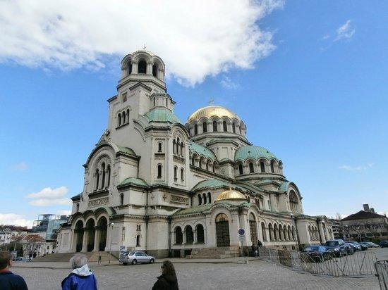 Free Sofia Tour : Alexander Nevski Cathedral