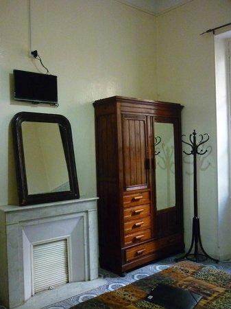 Grand Hotel de France: Ma chambre