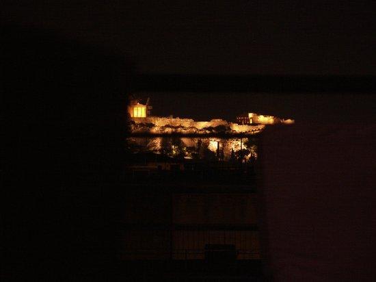 Melia Athens: view of Parthenon