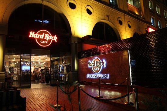Hard Rock Cafe Johannesburg South Africa