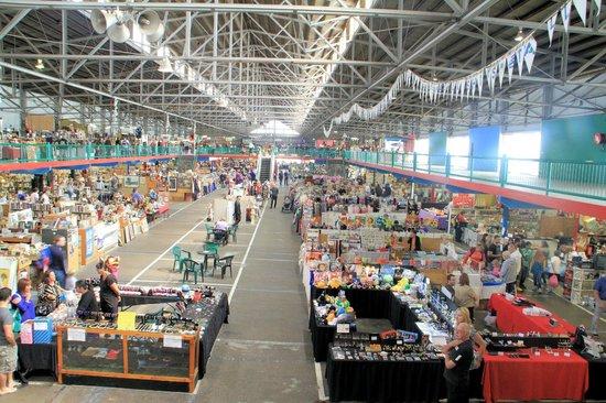 Fishermans Wharf Market Port Adelaide