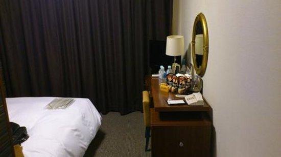 Hotel Villa Fontaine Kayabacho: 部屋