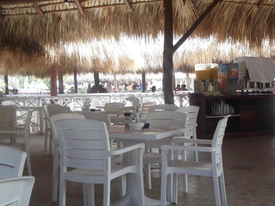 Grand Bahia Principe Bavaro : Resto de la plage