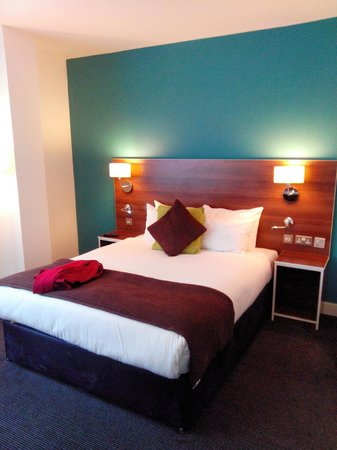 Days Inn Liverpool City Centre : Room