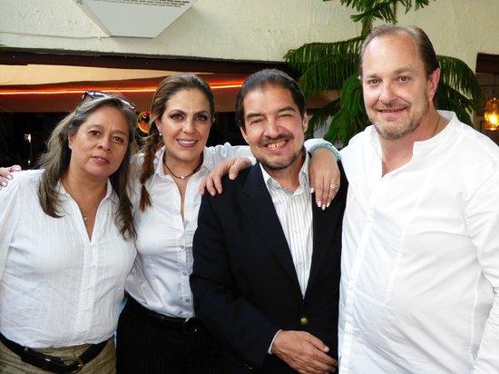 Tecamacharlies: ANGIE,TITA,PEPE Y MARIO MORENO .