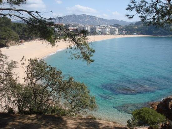 Hotel GHT Aquarium & SPA: fenals beach