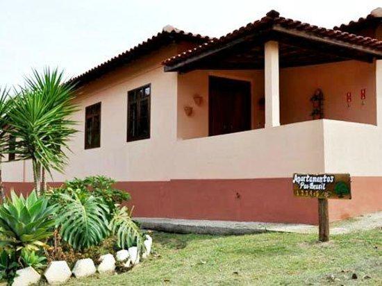 Hotel Fazenda Villa Verona : Moradas Pau Brasil