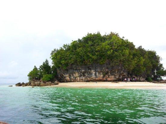 San Agustin, Filipinas: island hopping