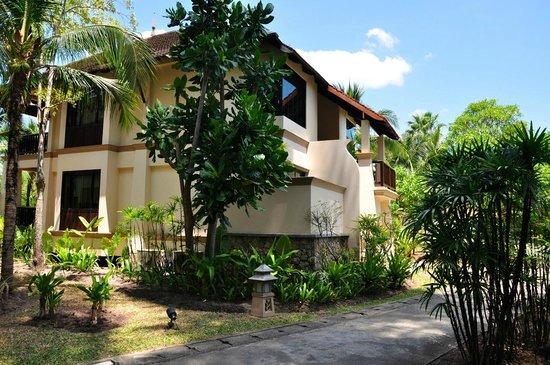 Layana Resort and Spa: 4 Zimmer pro Villa