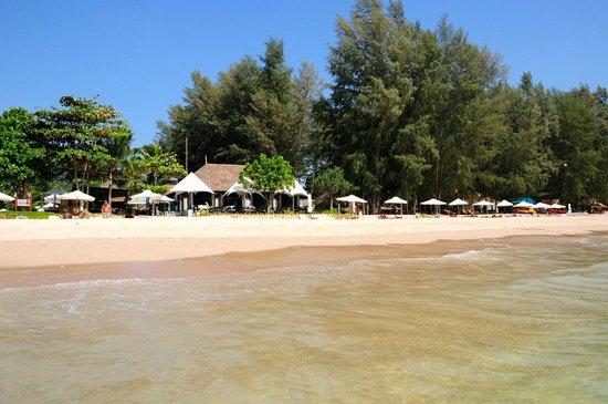 Layana Resort and Spa: Strand