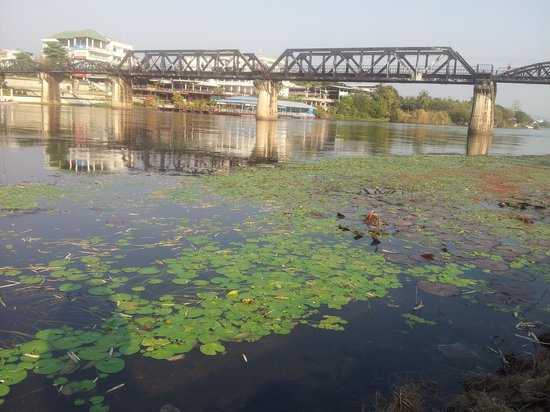 Tiger Temple ( Wat Pa luang Ta Bua): Bridge over River Kwai