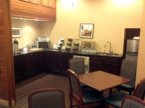 Days Inn Jane Lew Weston Area : Galley