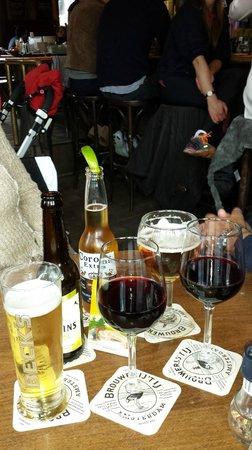Cafe Thijssen: Good beer, wine & cider selections
