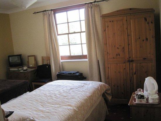 Wainwright House: Bedroom