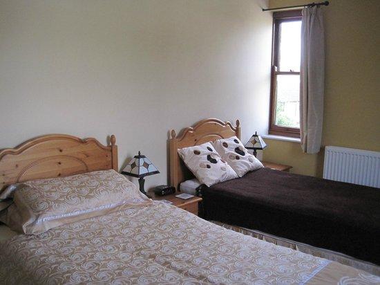 Wainwright House: Comfortable Bedroom