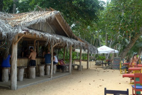 Buddha Beach Bar : Bluff beach Beach Bar