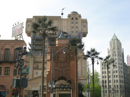 Walt Disney Studios: la torre